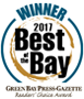 Winner 2015 Best of the Bay